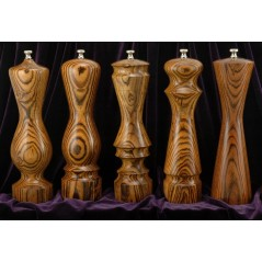 Salt or Pepper Mills in Bocote