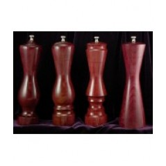 Salt or Pepper Mill in Purpleheart